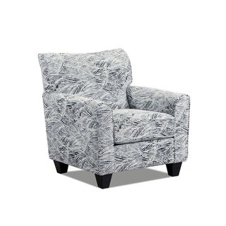 Benzien Multi Color Fabric Accent Chair