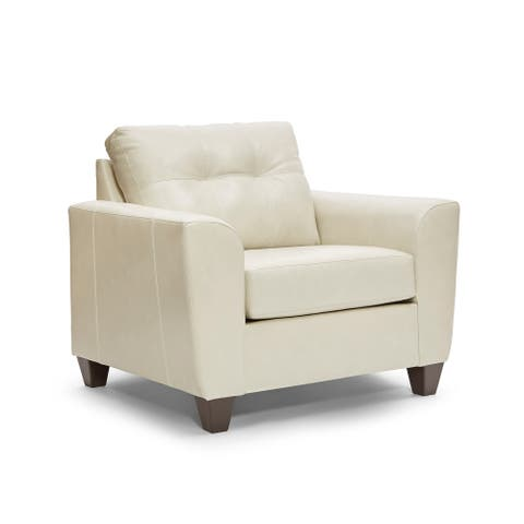 Hays Top Grain Leather Chair