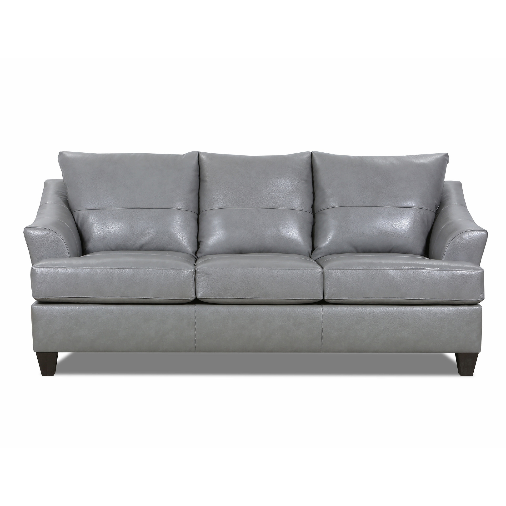 Judith Top Grain Leather Queen Sofa Sleeper