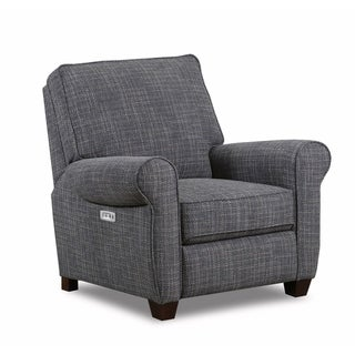 Tower Fabric Power Recliner with USB Charging Port