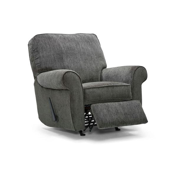Magnificent Shop Pronto Fabric Rocker Recliner On Sale Free Shipping Machost Co Dining Chair Design Ideas Machostcouk