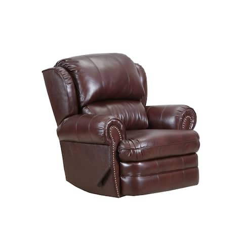 Dixon Faux Leather Manual Recliner