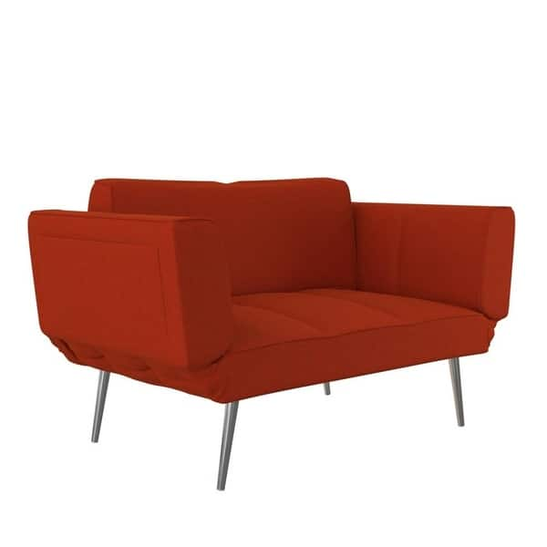 Dhp Euro Upholstered Futon With