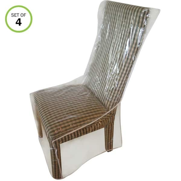 Groovy Shop Evelots Dining Room Chair Protector Clear No Dust Spill Alphanode Cool Chair Designs And Ideas Alphanodeonline