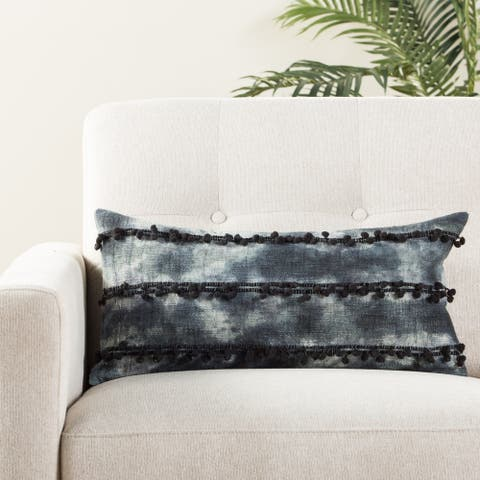 The Curated Nomad Otis Ombre Throw Pillow