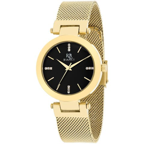 Roberto Bianci Women's Cristallo Watch - RB0408 - N/A - N/A