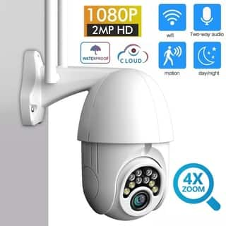 HD 1080P Home Security Camera Two Way Audio Mini WIFI Camera Waterproof Cam Night Vision Surveillance Digital Camera