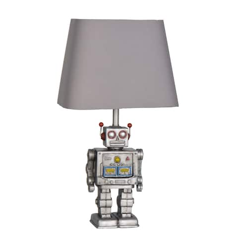 Lamps Per Se 16.5- inch Robot Table Lamp (Set of 2) - N/A