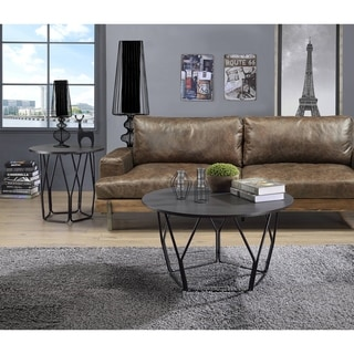 Link to ACME Sytira End Table in Black Similar Items in Living Room Furniture