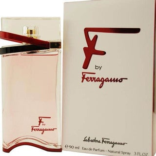 F By Ferragamo Women's 3-ounce Eau de Parfum Spray