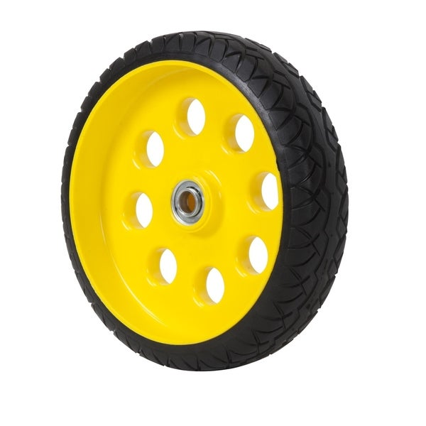 Pneumatic Tire Yard Cart Truck Wheel Replacement by Farm Ranch 13 in 4-Pack