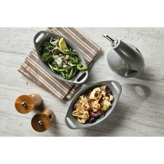 Link to Rachael Ray 2-Piece Au Gratin set Similar Items in Serveware