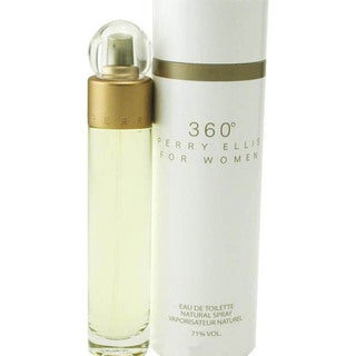 Perry Ellis 360 Women's 6.7-ounce Floral Eau de Toilette Spray
