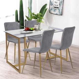 Carson Carrington Igelbacken Dining Chair (Set of 4) - N/A