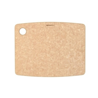 "Epicurean Kitchen Cutting Board: Natural 11.5"" × 9"""
