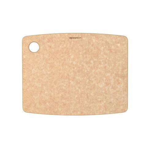 """Epicurean Kitchen Cutting Board: Natural 11.5"""" × 9"""""""