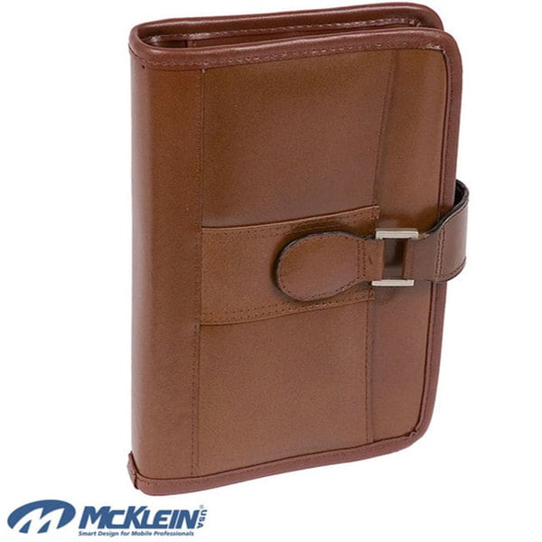 McKlein Small Leather Agenda. Opens flyout.