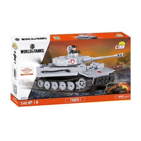COBI Small Army Wot Tiger I 9540 Piece Building Kit