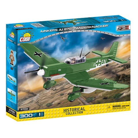 COBI Small Army Junkers Panzerknacker Rudel 300 Piece Building Kit
