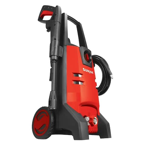 1750 PSI 1.59 GPM 12.5-Amp Electric Pressure Washer, Red - N/A