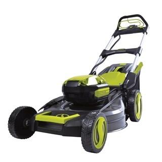 Sun Joe 21In 100V Lithium-iON Cordless Self Propelled Lawn Mower - N/A