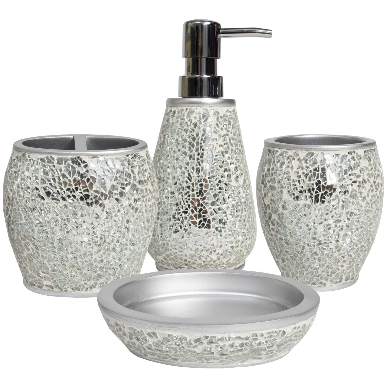 Glamour Handcrafted Bathroom Accessories