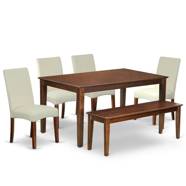 60 Inch Table And Parson Chairs
