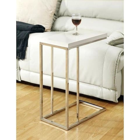 C Shape End Table