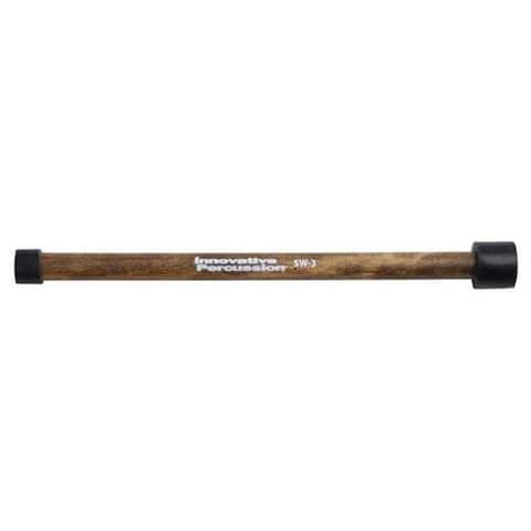 Innovative Percussion Walnut Handle Steel Drum Mallets - Double Second Voice