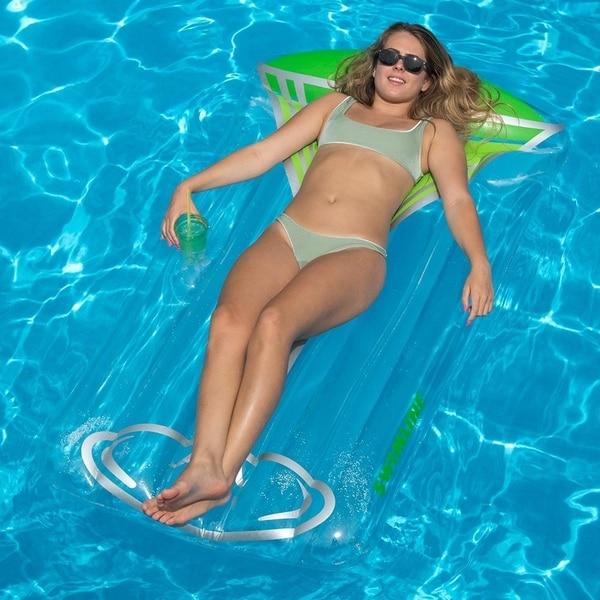Swimline Green Appletini Float. Opens flyout.