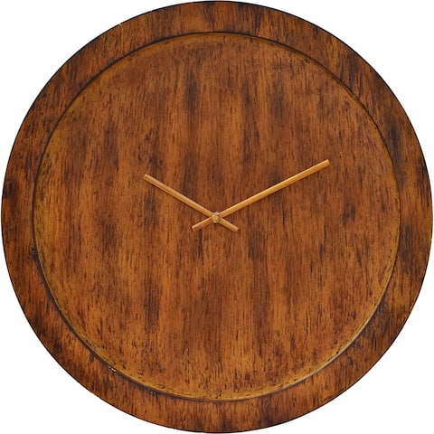 Brice Wall Clock - N/A