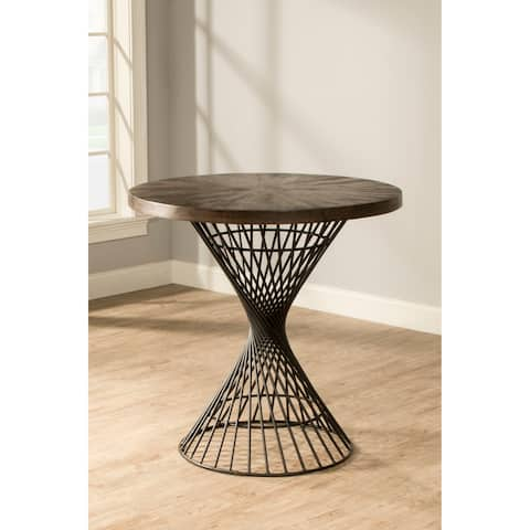 Kanister Round Counter Height Dining Table