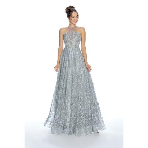 Stella Couture Prom Maxi Dress