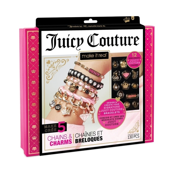 Juicy Couture Chains & Charms. Opens flyout.