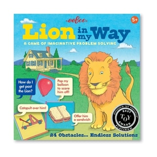 Link to Lion in my Way Similar Items in Games & Puzzles