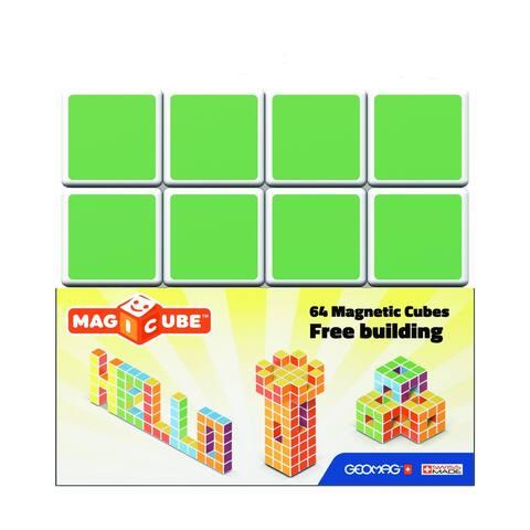 Magicube Free Building: 64 Pcs