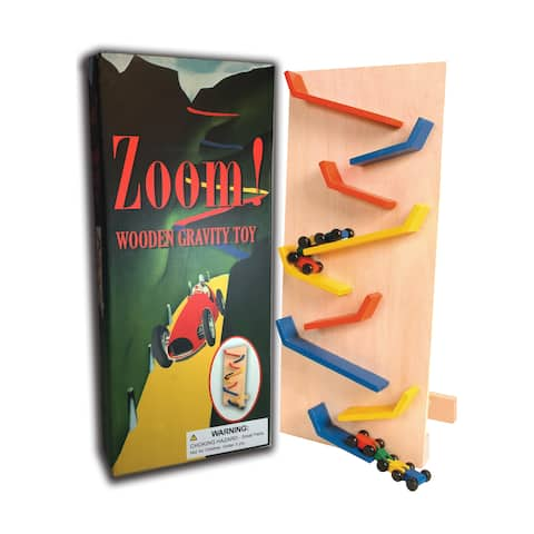 Zoom! Wooden Gravity Toy