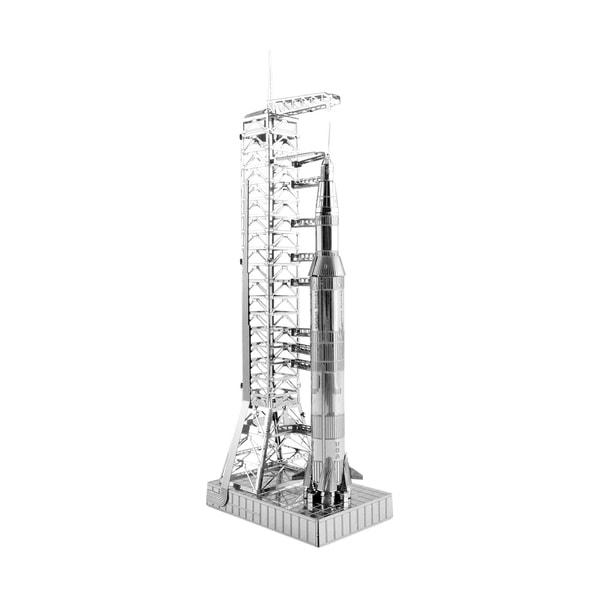 Metal Earth 3D Metal Model Kit - Apollo 11 Saturn V. Opens flyout.