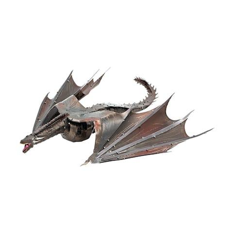 Metal Earth ICONX 3D Metal Model Kit - Game of Thrones Drogon