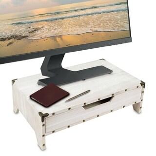 Ikee Design Monitor Stand Organizer Drawer