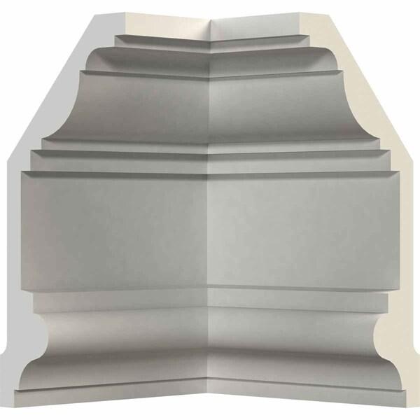 """9""""P x 4""""H Inside Corner Moulding (matches moulding MLD02X02X03DE)"""