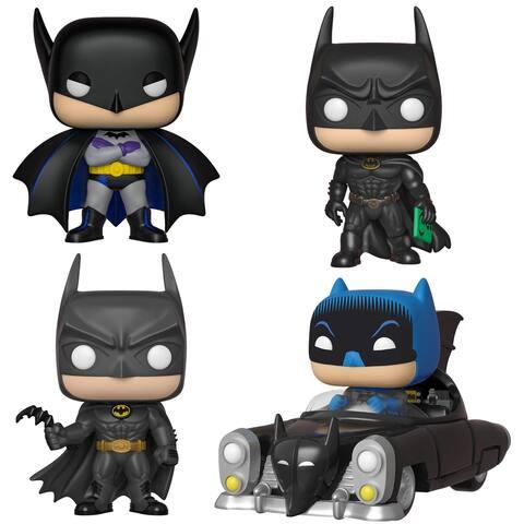 Funko POP! Heroes Batman 80th Anniversary Collectors Set