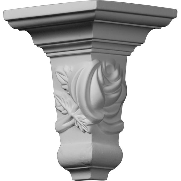 """3 3/4""""P x 5 1/2""""H Outside Corner Moulding (matches moulding MLD05X02X06RO)"""