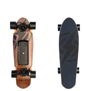 Atom Electric H4 Skateboard - 55Wh Lithium Battery - 400W Hub Motor