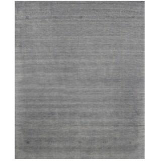 Handmade One-of-a-Kind Gabbeh Wool Rug (Iran) - 8' x 10'