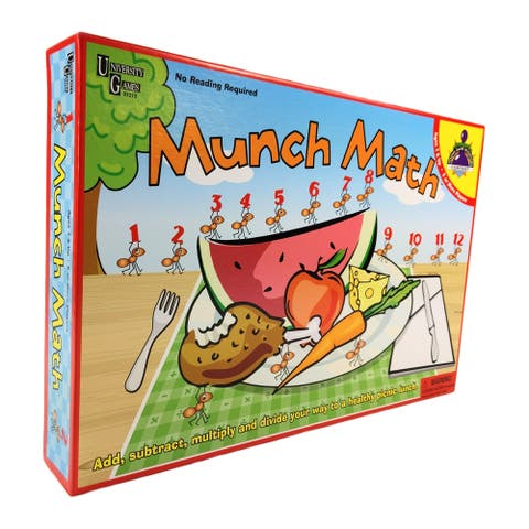 Munch Math Game