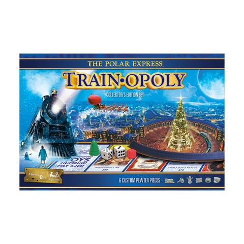 The Polar Express - Train-Opoly Collector's Edition Set