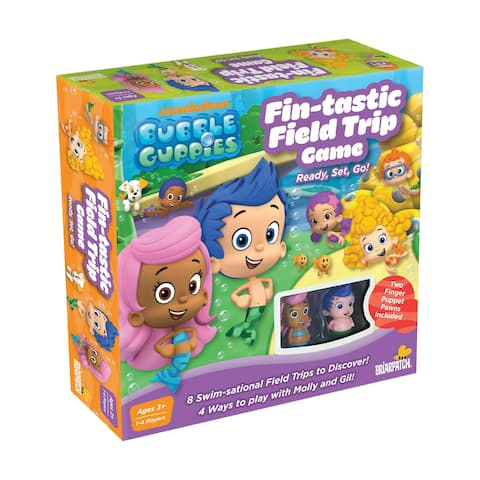 Bubble Guppies - Fin-tastic Field Trip Game - Ready, Set, Go!