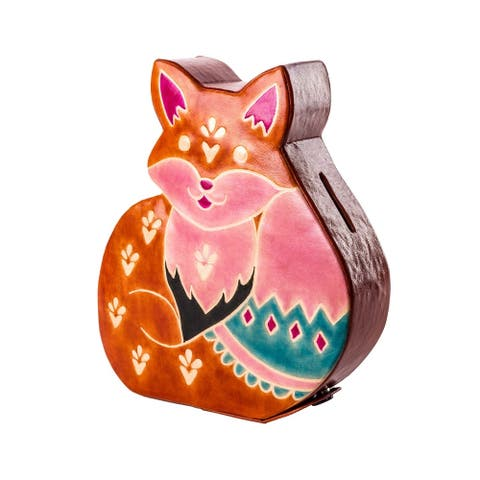 Handmade Fox Bank (India)