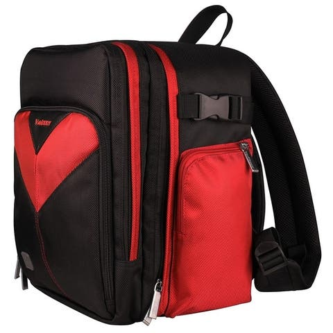 DSLR Camera Bag Organizer Backpack with removable insert